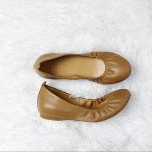 J. Crew Anya Ballet Flats Size 5